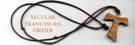 Tau Cross worn by members of the Secular Franciscan Order