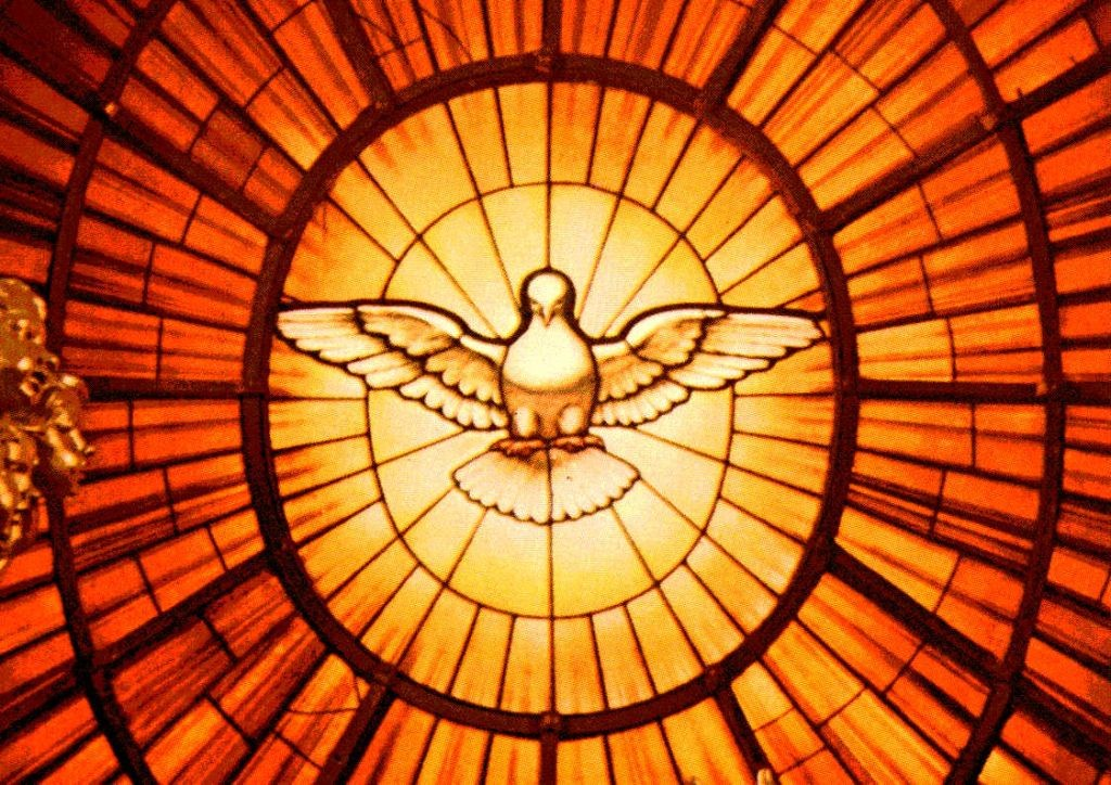 Holy Spirit at St. Peter's