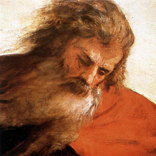 God by Titian