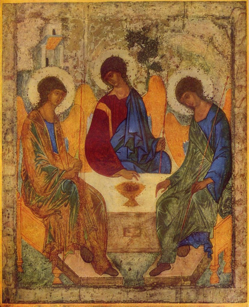 "January 24th - The Love of the Holy Trinity: ""Is not God all love?"""