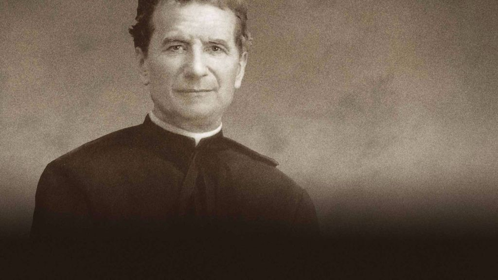 St. John Bosco - Feast Day January 31st