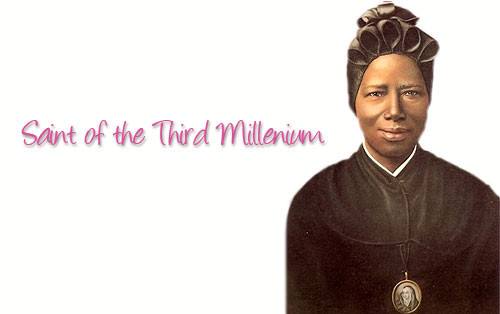 St. Josephine Bakhita - Feast Day Feb. 8th