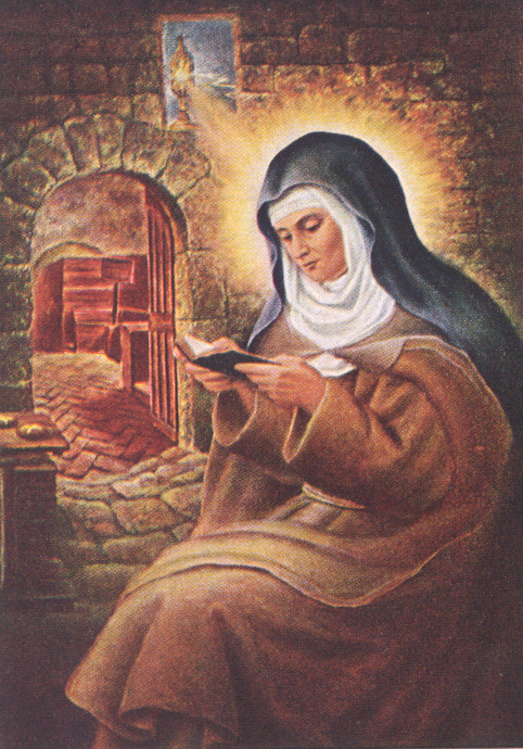 St. Colette - Feast Day February 7th