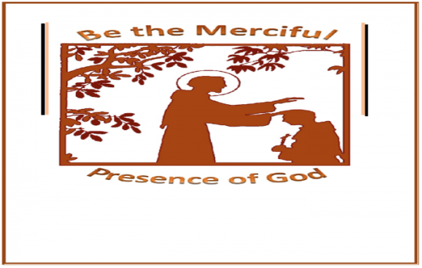 "March 9th - ""Be the merciful presence of God."""