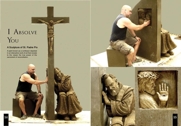 Pray, Hope, and Don't Worry. (St. Padre Pio)