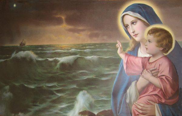 May 19th: Ave Maris Stella