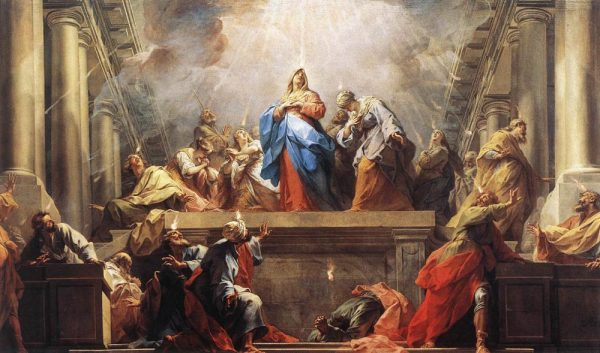 May 15th: Pentecost Sunday