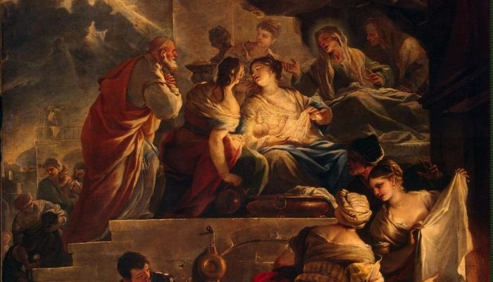 June 24th:  Solemnity of the Nativity of St. John the Baptist