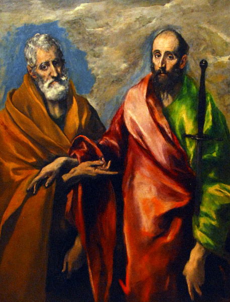 June 29th: Solemnity of St. Peter & St. Paul