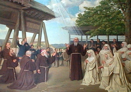 July 8th: Feast of St. Gregory and Companions