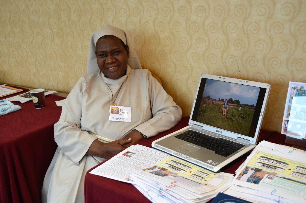 Sister Caritas Barajingitwa, LSOSF
