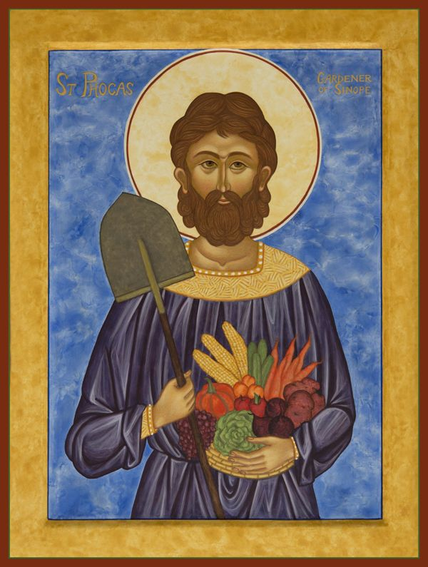 St. Phocas the Gardener