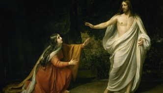 July 22nd:  Feast of St. Mary Magdelene