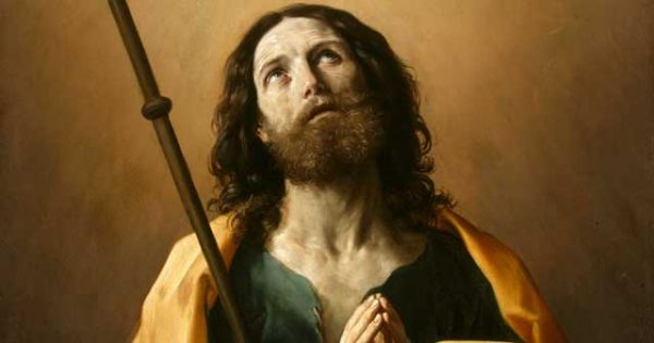 July 25th: Feast of St. James the Apostle