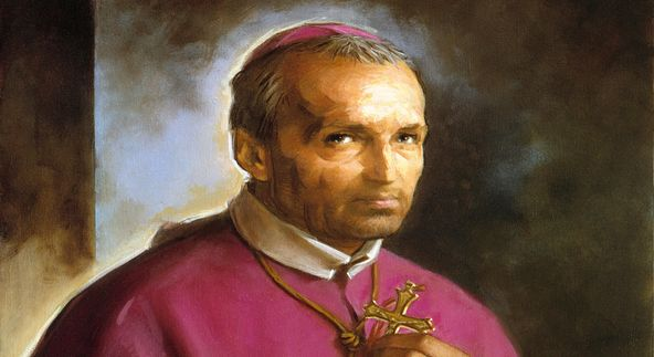 August 1st: Feast of St. Alphonsus Liguori