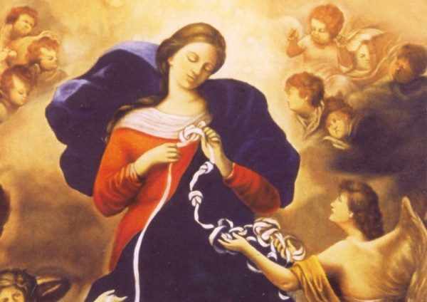 August 3rd: Mercy from Mary, undoer of knots