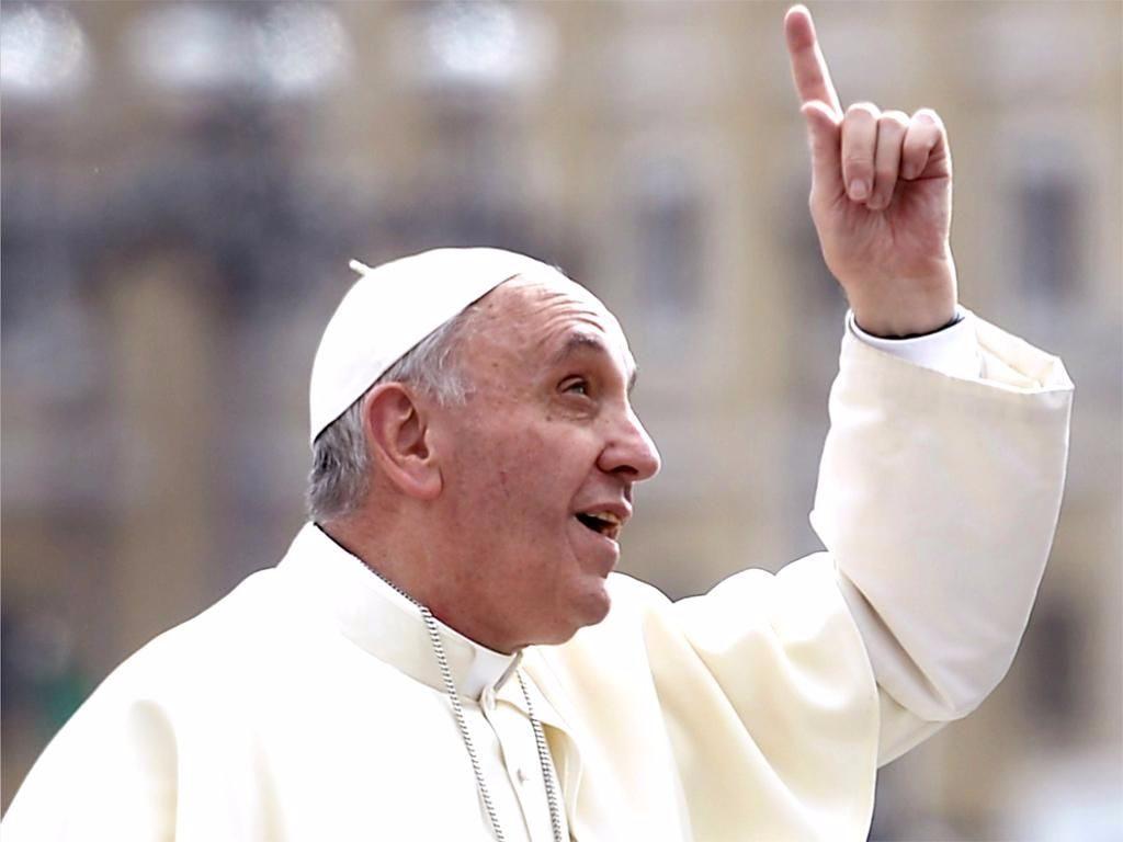 PopeUp