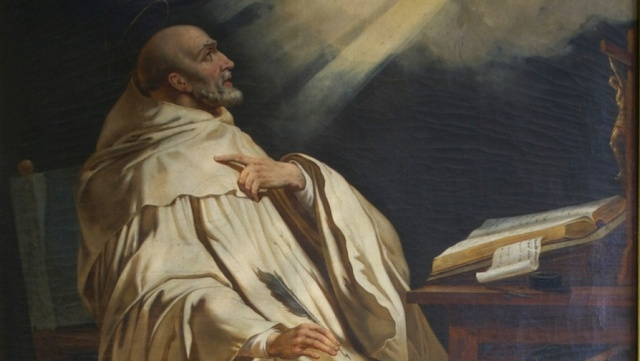 St. Bernard of Clairveaux (1090-1153) Doctor of the Church