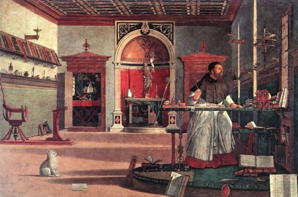 August 28th: Feast of St. Augustine of Hippo