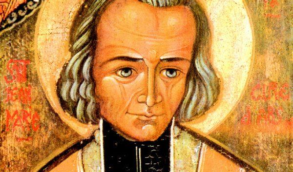 August 4th: Feast of St. John Vianney