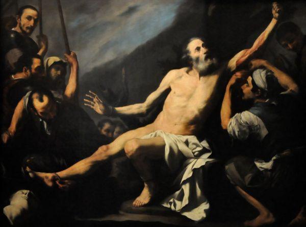 August 24th: Feast of St. Bartholomew