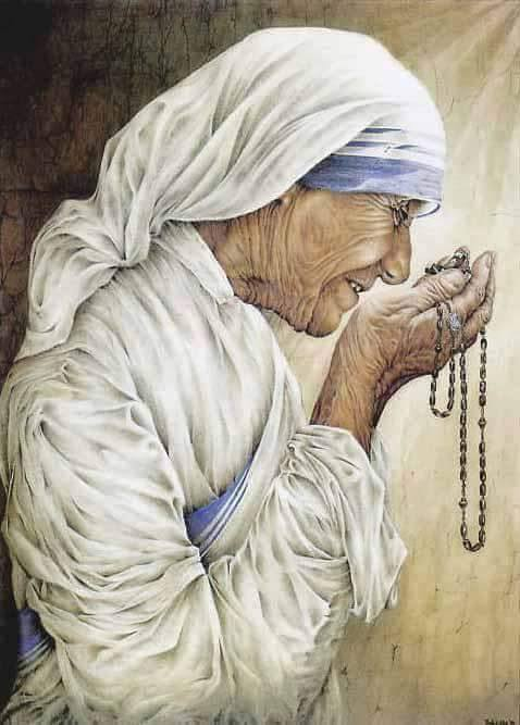 St. Teresa of Calcutta (1910-1997)