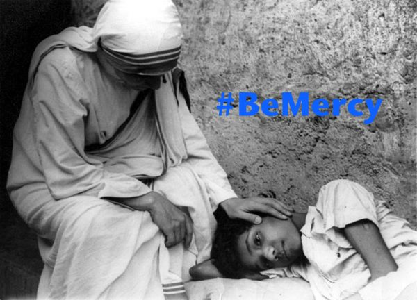 September 2nd: Mercy in charity #BeMercy