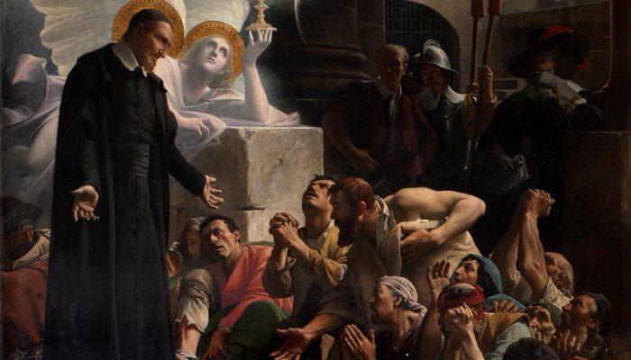 September 27th:  Feast of St. Vincent de Paul