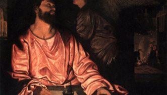 September 21st:  Feast of St. Matthew