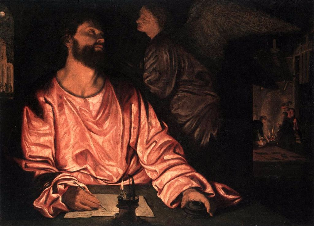 St. Matthew, Apostle (Feast Day is September 21st)