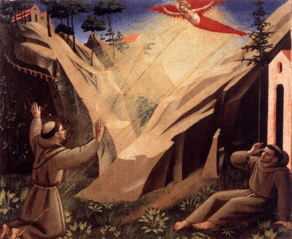 September 17th: The Feast of the Stigmata of St. Francis