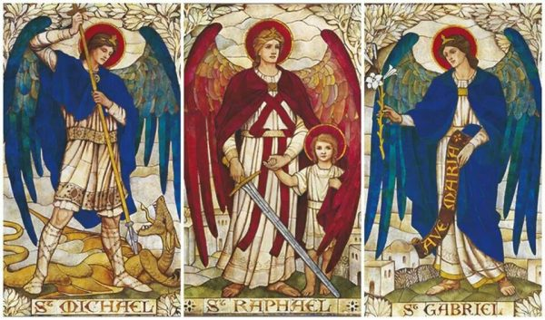 September 29th: Feast of the Archangels