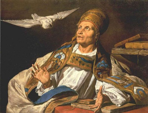 September 3rd: Feast of St. Gregory the Great