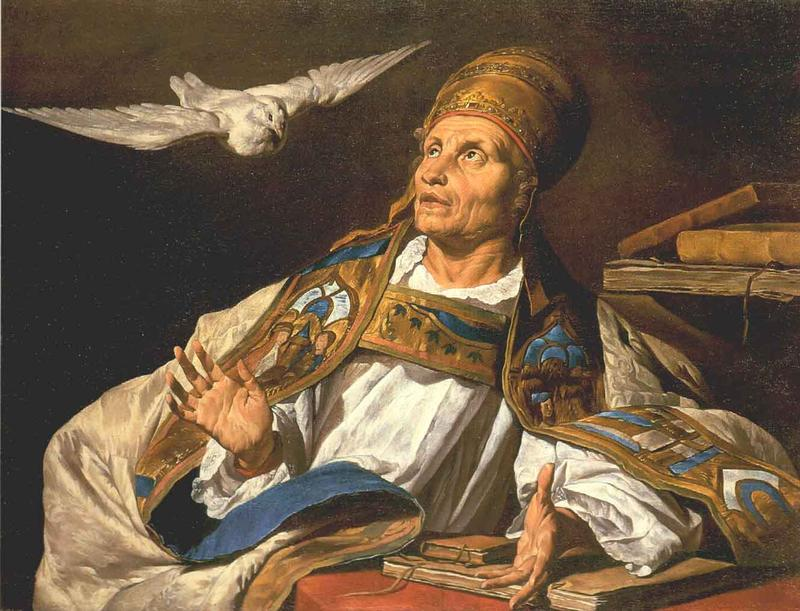 Pope Gregory the Great, Doctor of the Church (540-604)