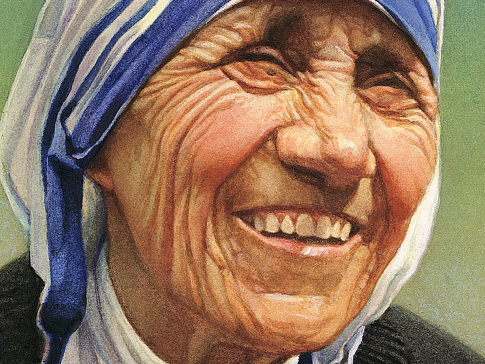 September 4th: Canonization of Mother Teresa