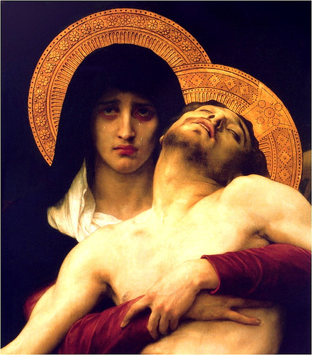 September 15th: Our Lady of Sorrows