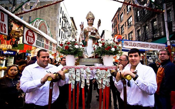 New York City (NYC) Feast of San Gennaro