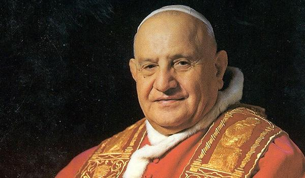 Saint John XXIII, O.F.S. (1881-1958) - feast day is October 11th