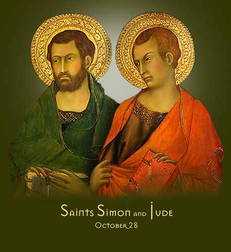 Saints Simon & Jude, Apostles