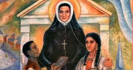 Saint Rose Philippine Duchesne (1769-1852)