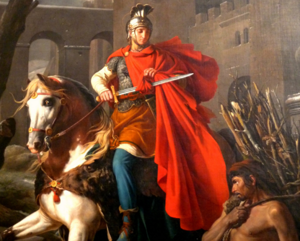 St. Martin of Tours (316-397)