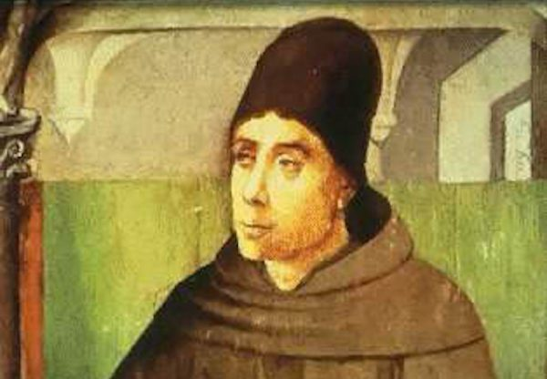 November 7th: Blessed John Duns Scotus