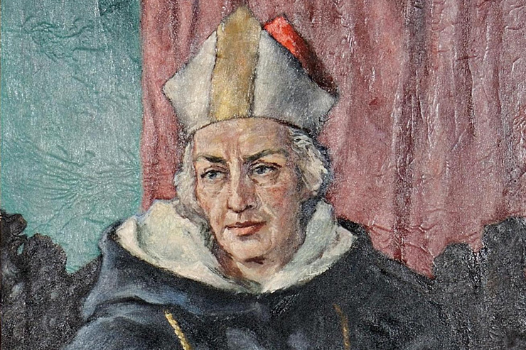 Saint Albert the Great, O.P. - Doctor of the Church and patron saint of students and scientists.